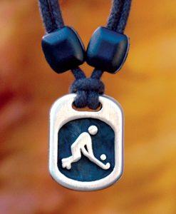 fieldhockey pendant