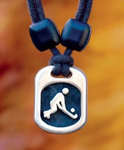 fieldhockey pendant