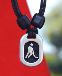 hockey pendant