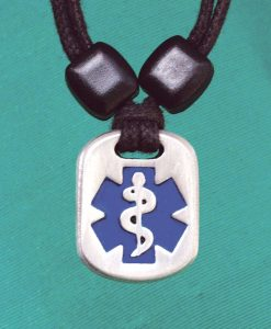 Metal Ice EMT pendant