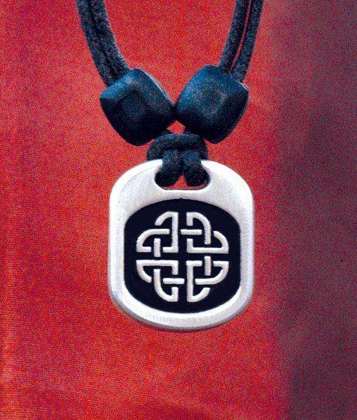 celtic knot pendant